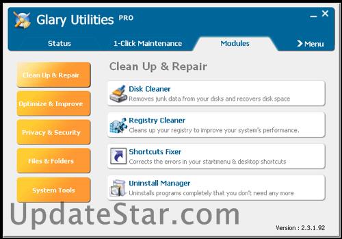 Glary Utilities Pro 5.110.0.135