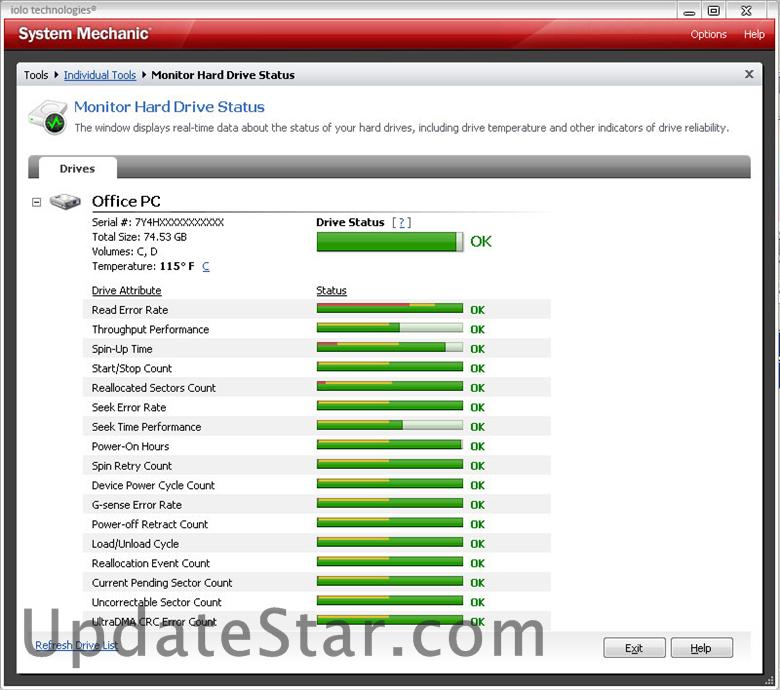 System Mechanic Professional 19.5.0.1