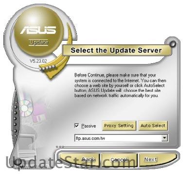 ASUS Update 7.18.03