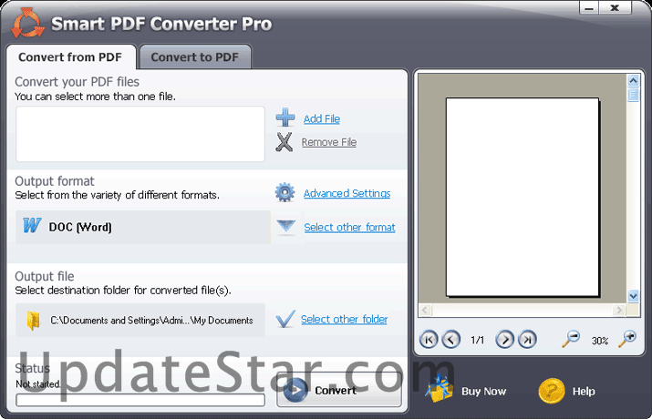 #1 Free PDF to Word Converter 5.1.0.383