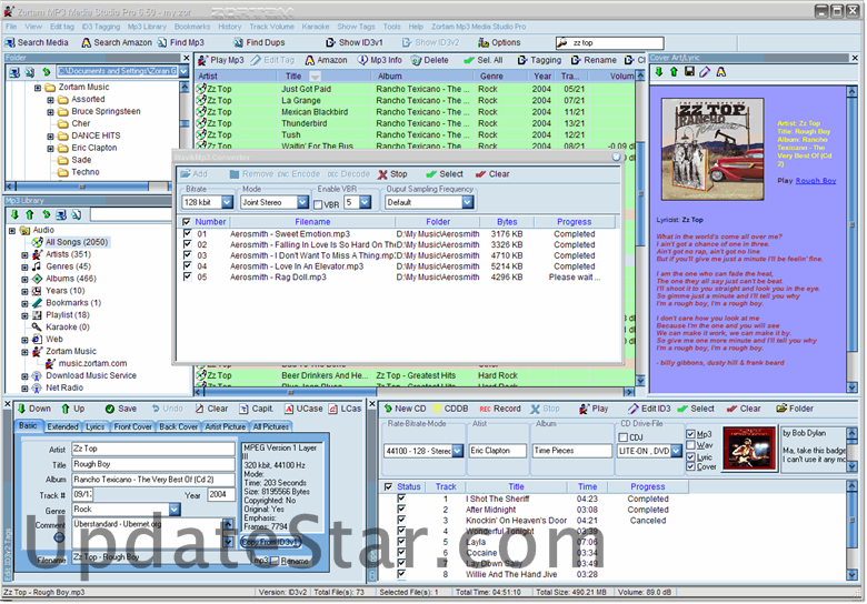 Zortam Mp3 Media Studio 25.70