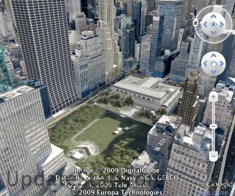 Google Earth Plug-in 7.1.5.1557