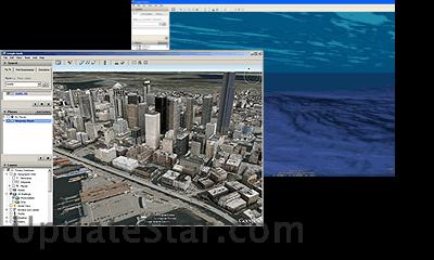 Google Earth Pro 7.3.2.5481
