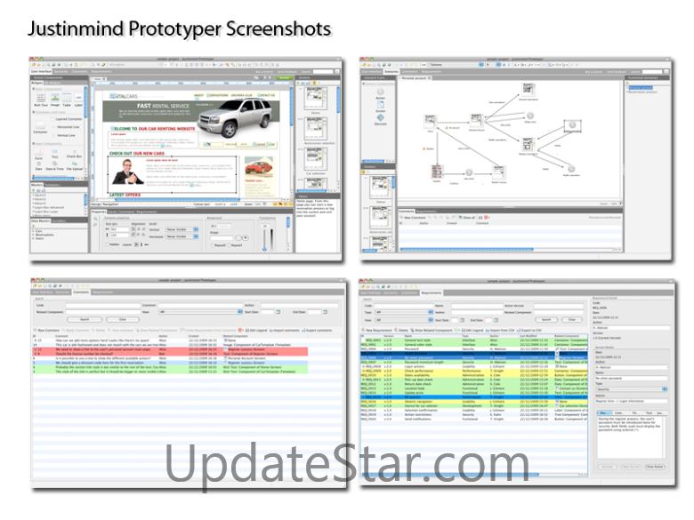 Justinmind Prototyper 9.3.2