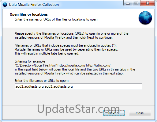 Utilu Mozilla Firefox Collection 1.2.0.9