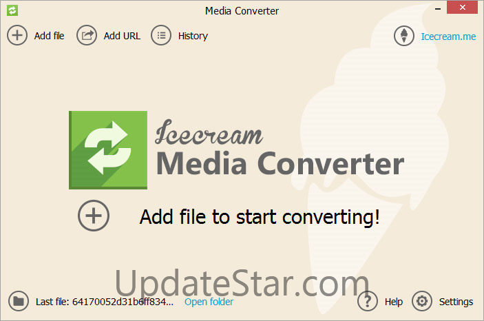 Icecream Media Converter 1.57