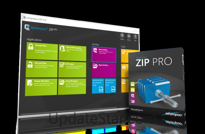 Ashampoo ZIP Pro 2.0.38