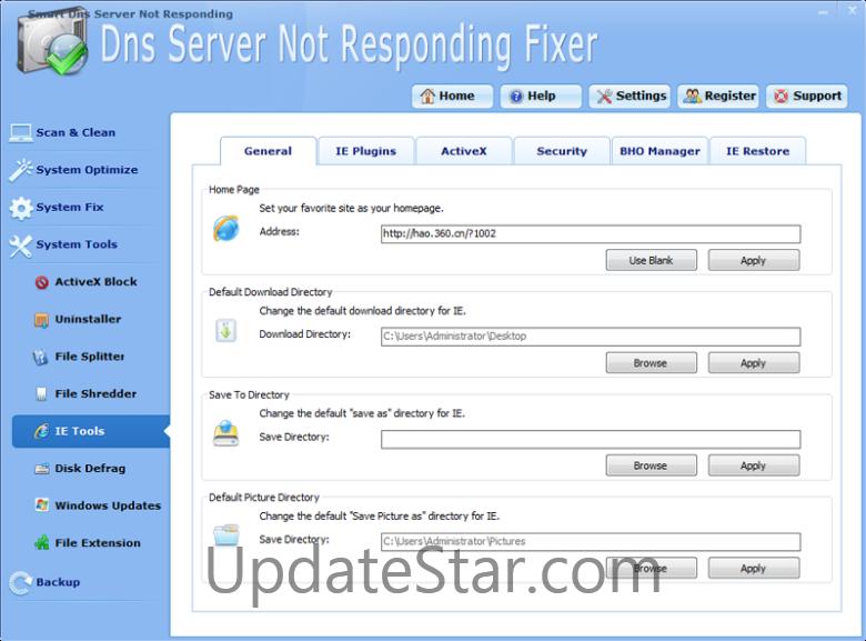 Smart DNS Server Not Responding Fixer Pro
