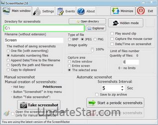 ScreenMaster 2.10