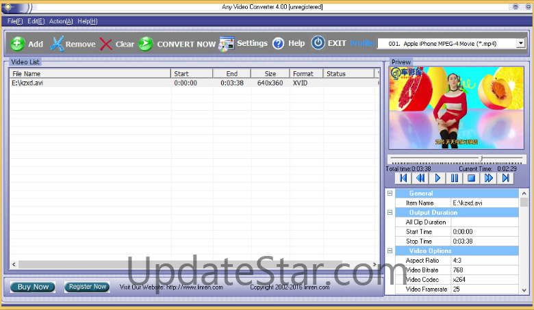 Any Video Converter Free 6.3.7