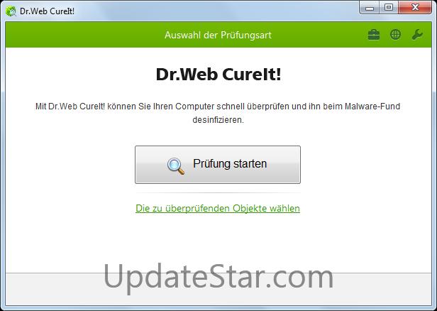 Dr.Web CureIt! 2018.08.15