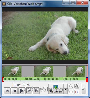 VideoPad Video Editor 8.00