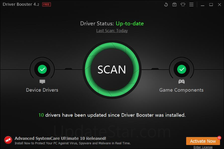 Driver Booster 7.2