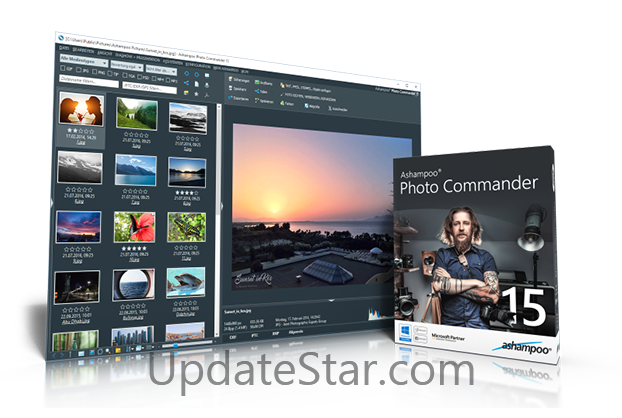 Ashampoo Photo Commander 16.0.5