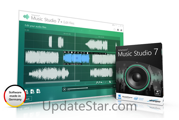 Ashampoo Music Studio 7.0.2