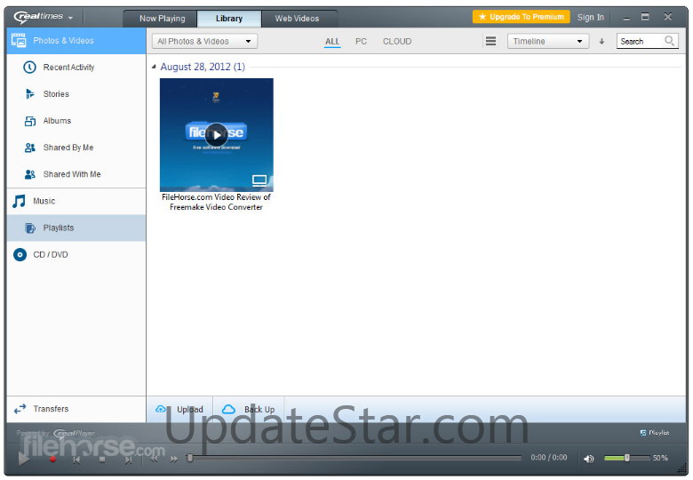RealPlayer SP 18.1.14.202