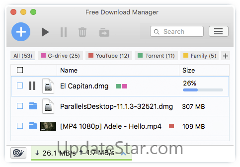 Free Download Manager 6.13.4.3616