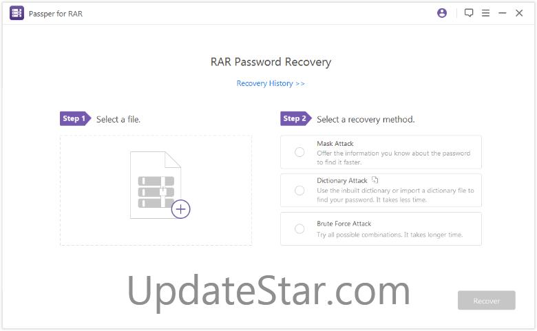 Passper for RAR 2.0