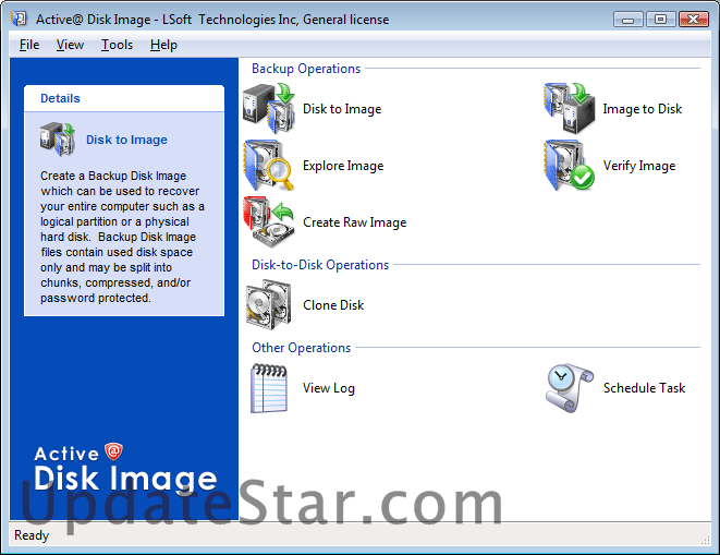 Active@ Disk Image 9.1.4
