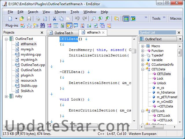EmEditor Professional 20.6.1