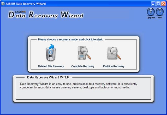 EASEUS Data Recovery Wizard 12.6