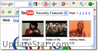Google Toolbar for Internet Explorer 7.5.8231.2252